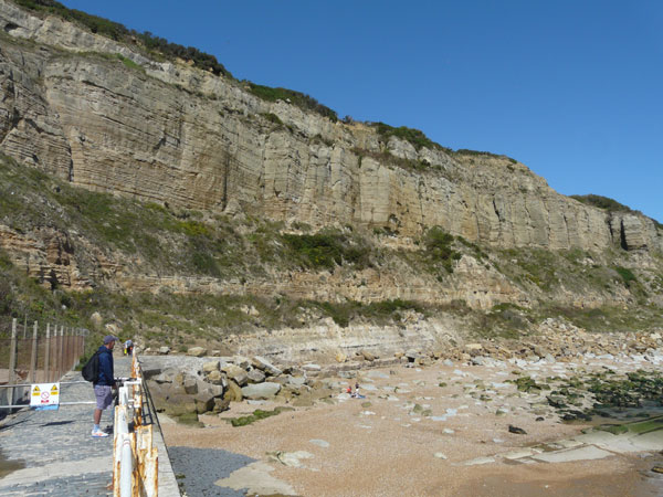 East Sussex Local Geological Sites - Coastal Section Foul Ness