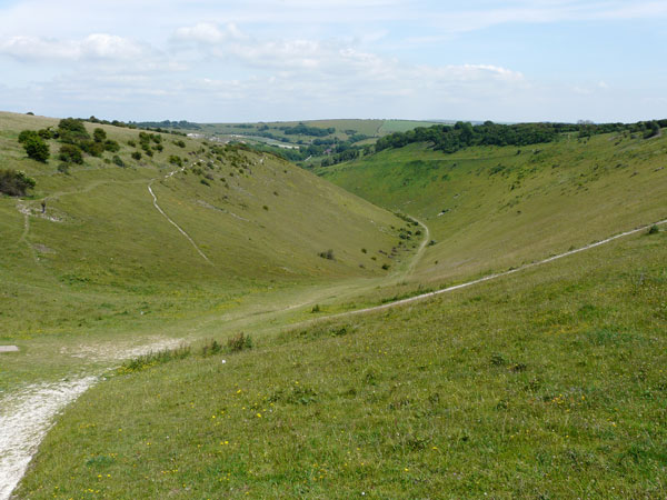 West Sussex Local Geological Sites - Devil's Dyke
